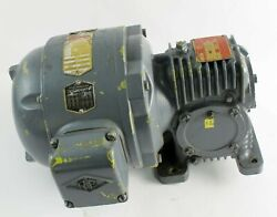 Michican Tool Co. Right Angle Electric Motor Gear Drive M0 200060 Cujw