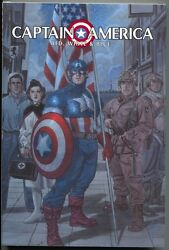 Captain America Red White And Blue 1 Hc Marvel 2002 Nm 111 Tales Of Suspense 66