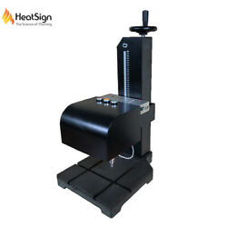 High-end Electric Small Metal Engraving Machinepermanent Mark On Tagpipetools