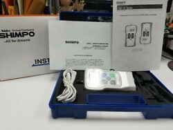 Shimpo Digital Force Gage Fgv-10xy New In Case