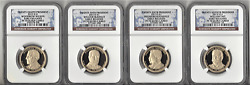 2013 S Ngc Pf70 Er Ultra Cameo Presidential Dollar Proof Coin Set