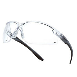 8 Pairs Bolle Axis Safety Glasses Anti-fog Lens W/case And Cord