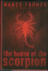 Nancy Farmer / The House Of The Scorpion Signed 1st Edition 2002