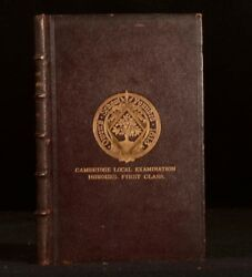 1889 Sydney J. Hickson A Naturalist In North Celebes First Edition Illustrated