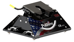 Pullrite 1600 Oe Puck Series Super 5th Fits Chevy/gmc 25k 2016-2019 Only