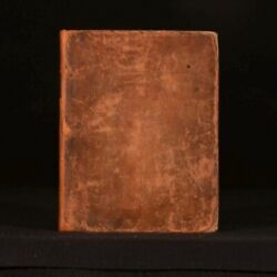 1785 Adventures Of The Six Princesses Of Babylon Lucy Peacock Signed First
