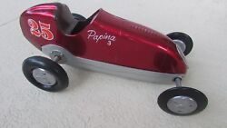 Papina 3 tether race car gas Hornet 60 17 in. long great project car magnesium