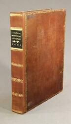 John Walker / Critical Pronouncing Dictionary And Expositor Of The English 1st