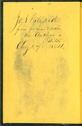 John Bartlett / Familiar Quotations Being An Attempt To Trace Their Source 1864