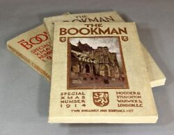 The Bookman Christmas Numbers / 1905 Books On Books