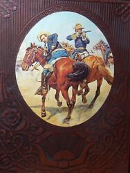 The Old West The Soidiers Time-life Books1974 Collectors Ed Illustrated
