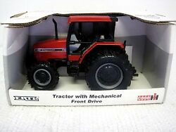 1989 Ertl Case Ih 5140 1/32 Special Edition Tractor W/mechanical Front Drive 427