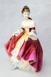 Royal Doulton Southern Belle Figurine Hn 2229 Superb Condition