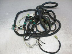 36552-zw7-220ah Honda Duel Ignition Engine To Dash Wire Harness Green