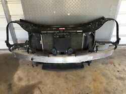 2006 Mercedes R350 Front Clip Radiator Support Assembly Used