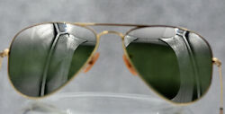 RAY BAN AVIATOR  DOUBLE GRADIENT SUNGLASSES CIRCA 30s-40s FIRST MODEL. 110 12K