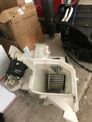02-06 Acura Rsx Oem A/c Heating Blower Motor Fan Assembly And Resistor