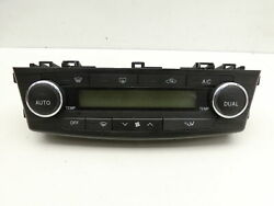 operation unit Control Unit Heater Climate Control Panel for Avensis T27 08-11