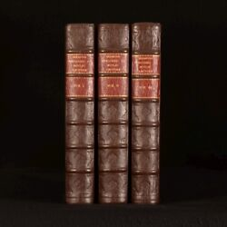 1739 3vol A Defence Of Natural Revealed Religion Lectures Robert Boyle Scarce