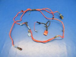 Diamond Da40-180 Tanis Heater Cables For Lycoming Io-360 4 Cylinder 0319-379