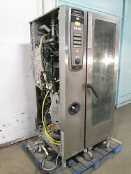 Henny Penny - Scg 201 Commercial H.d. Smart Cooking System Natural Gas Oven