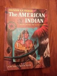 The American Indian La Farge Young Readers Edition Homeschool 1966 Native Tribes