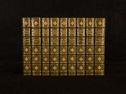 1905-23 9vol The Works Of Neil Munro Illustrated Ramage Binding