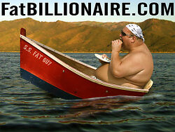 FatBillionaire.COM  ----All Letter Domain Name for Sale----
