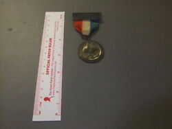 Boy Scout Yonkers Council New York 1914 Medal 7587gg