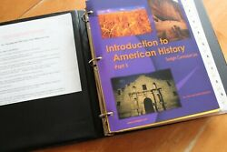 Sonlight Curriculum Introduction To American History Part I Curriculum