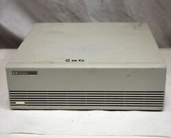 Vintage Hp 2393a Mono Graphics Terminal - Beeped When Powered On. Option M.
