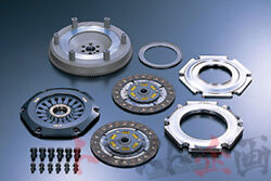 Hks La Clutch Twin Plate Chaser Jzx90 1jz-gte 92/10-96/08 26011-at001