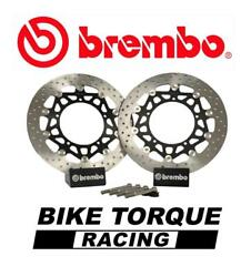 Triumph 765 R And Rs Street Triple 17 Brembo 320mm Front Brake Disc Upgrade Kit