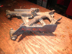 2002 Grizzly Yamaha 660 Right Rear Lower A Arm A Frame
