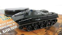 Eaglemoss BMD-1 1:72 Soviet army tank diecast  model+mag № 19 Russian Tanks