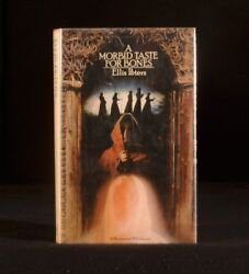 1977 A Morbid Taste For Bones By Ellis Peters First Edition