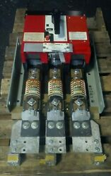 Ge Thpr3616 Hpc High Pressure Fusible Switch 3p 1600a 600v W/ Krp-c1500 Fuses