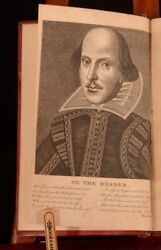 1778-80 10vol The Plays Of William Shakespeare With Corrections Johnson Steevens