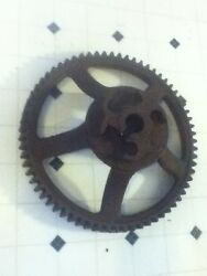 Ma1405 - Is A New Original Main Spur Gear For A Big 6 Mccormick-deering Mower