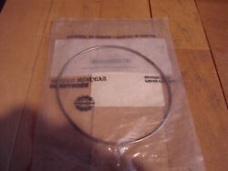 Sea-doo Pwc 96-04 Hx Xp Di Limited Outer Bellows Retainer Ring New Oem 293000012