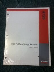 7-1500 - A New Parts Catalog For A Caseih 8725 Pull Type Forage Harvester