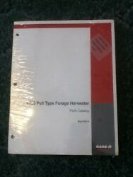 8-9513 - A New Parts Catalog For A Caseih 8750 Pull Type Forage Harvester