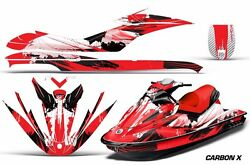Jet Ski Graphics Kit Decal Sticker Wrap For Sea-doo Gti 130 2006-2010 Carbonx R