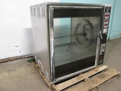 Henny Penny H.d. Commercial Digital 208v 3ph Electric Chicken Rotisserie Oven