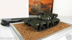 Eaglemoss T-64 1:72 MBT Soviet army tank diecast model +mag № 22 Russian Tanks