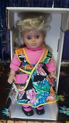Lissi Dolls Made In West Germany Anita Doll 1991 17 Tall