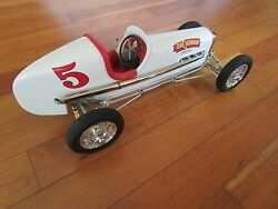 1930's Indy 500 Miller race car quality custom built to order 18 in. cast alumin
