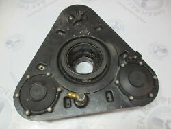 F695212 Force L-drive 85 90 120 Hp Steering Mount And Transom Plate 1989-1992
