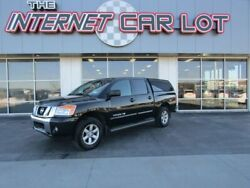 2013 Nissan Titan SV 2013 Nissan Titan Galaxy Black with 41576 Miles available now!