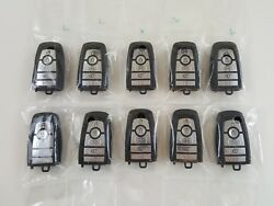 LOT OF 10 FORD EXPEDITION 18-19 OEM REMOTE SMART KEY LESS ENTRY 5-BUTTON ALARM